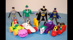 1993 McDonald's Batman Toy Collection for Sale in Corona, CA