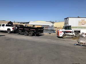 Dump trailer for Sale in Lake Elsinore, CA