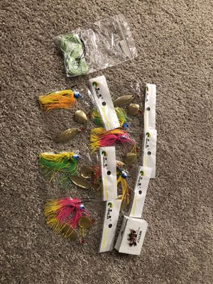 New. Fishing lures for Sale in Fortville, IN