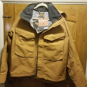 New Simms Guide Goretex Wading Jacket - XL for Sale in South Corning, NY