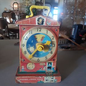 Antique fisher price clock for Sale in Cochise, AZ