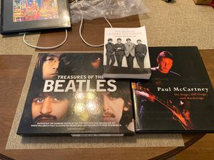 Beatles books lot of 3 for Sale in Providence, RI