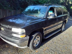 2005 chevytahoeLT$57OO for Sale in Shoreline, WA