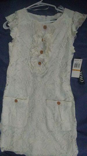 White XOXO Dress for Sale in Santa Ana, CA