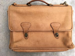 Leather Messenger Bag for Sale in Oceanside, CA