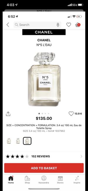 CHANEL PERFUME NEW for Sale in Pico Rivera, CA