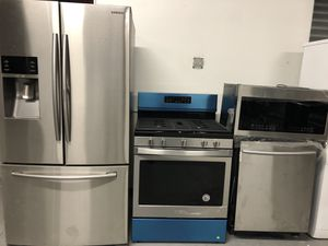 Stainless steel 4pcs kitchen set for Sale in Staten Island, NY