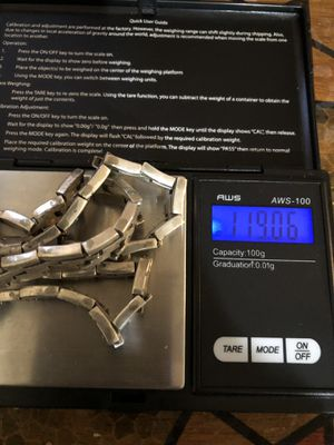 Sterling silver 120 gram for Sale in Levittown, PA