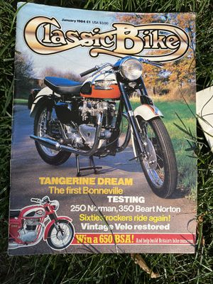Bundle of Vintage Classic Bike Motorcycle Magazines for Sale in Hastings, MN