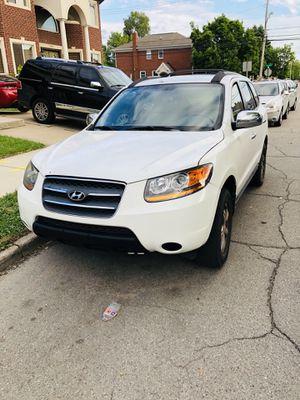 Hyundai santa fe for Sale in Dearborn, MI