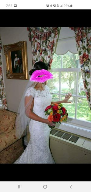 Allure wedding dress for Sale in Woodbine, MD