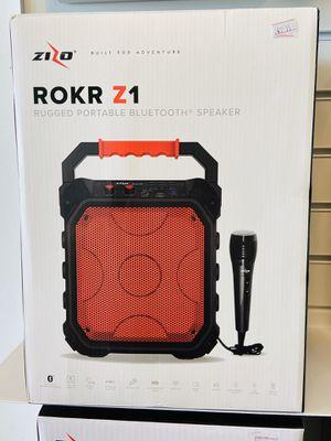 Rokr Z1 Portable Bluetooth Speaker for Sale in Kalamazoo, MI