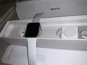 Apple Watch Series 3 42mm Smartwatch (GPS + Cellular) for Sale in Longmeadow, MA