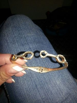 Gold bracelet for Sale in Wichita, KS