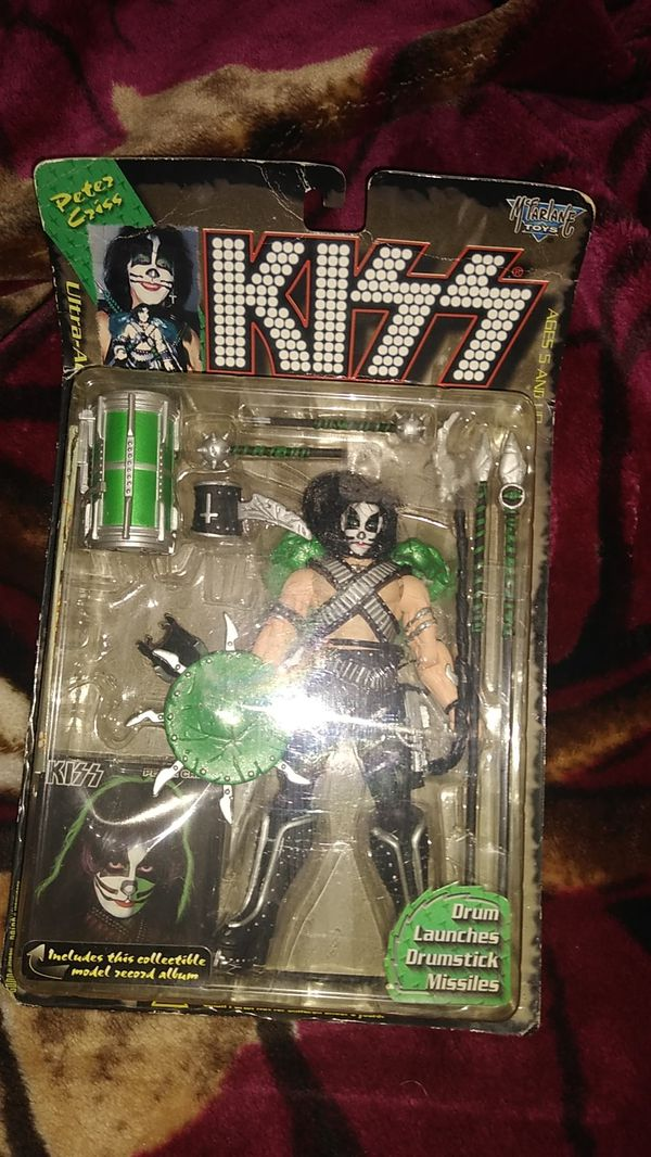 Peter criss action figure