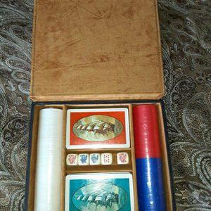 Poker Set for Sale in Avon Park, FL