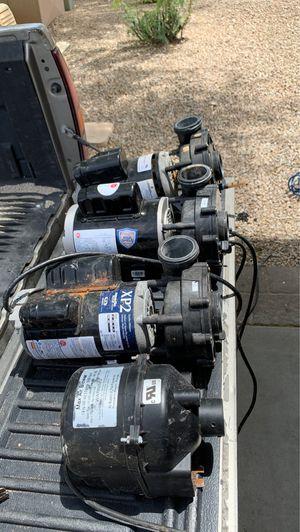 Hot tub pumps & Air blower! for Sale in Goodyear, AZ
