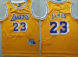 LeBron James Throwback Lakers (BLACK FRIDAY SALE) for Sale in Nashville, TN