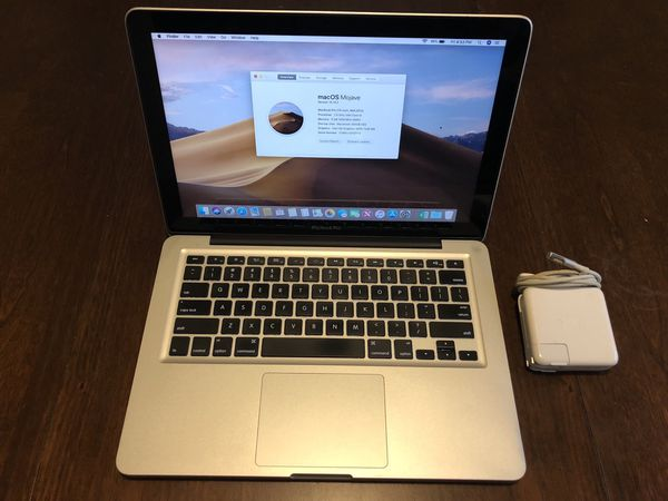 Apple MacBook Pro 2.5GHz i5 8GB RAM 240GB SSD MD101LL/A Mid 2012 MS Office 2019 Windows 10 Pro