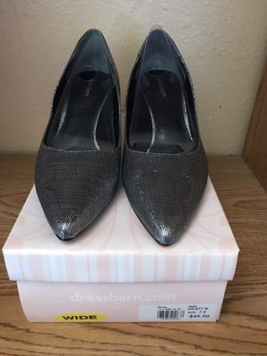 Dress barn heels for Sale in Selma, CA