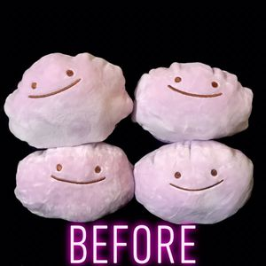 Ditto transformation plush 20$ each for Sale in East Los Angeles, CA