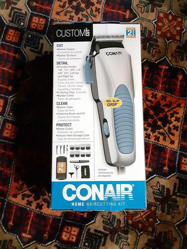 Conair hair clippers 18 pieces