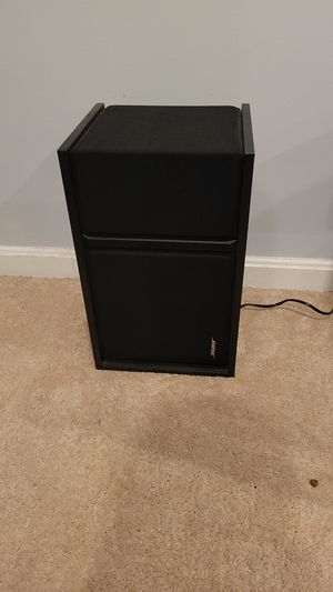 Kenwood and two BOSE speckers for Sale in Hillcrest Heights, MD