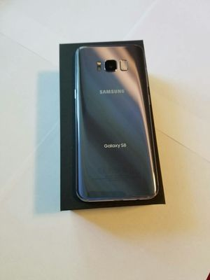 Samsung Galaxy S 8 , UNLOCKED .  Excellent Condition  ( as like New) for Sale in Springfield, VA