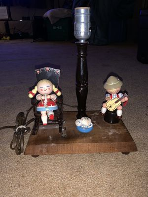 Vintage nursery lamp for Sale in Greenville, SC