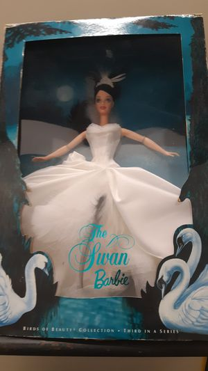 The swan Barbie collectors edition birds of beauty collection third in a series for Sale in San Diego, CA
