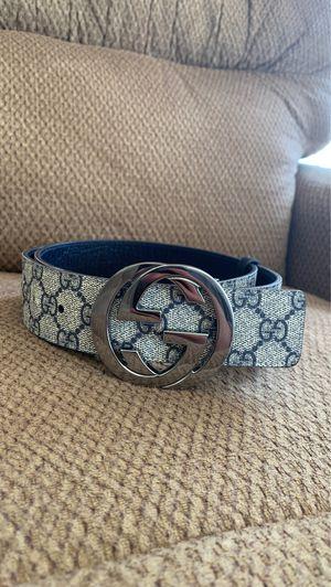 Gucci belt for Sale in Clovis, CA