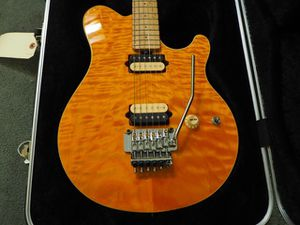 Ernie Ball Musicman Axis Guitar for Sale in Selden, NY