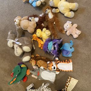 Stuffed Animals for Sale in Midlothian, TX