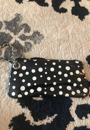 Polka Dot wristlet for Sale in Alexandria, VA