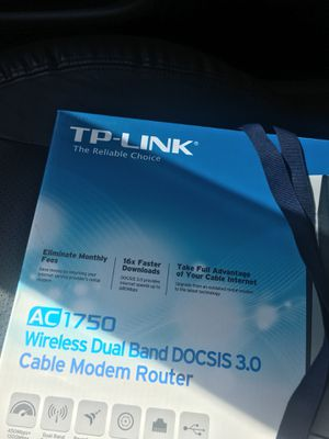 Wireless dual band DOCSIS3.0 for Sale in Arlington, VA