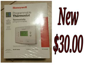 New programmable thermostat for Sale in Hacienda Heights, CA
