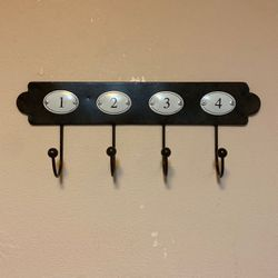 Farmhouse Wall Hooks for Sale in Campbell,  CA