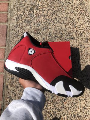 Jordan 14 Toro sizes 10.5 and 13 for Sale in Carson, CA