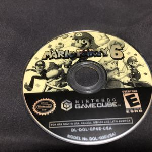 Mario Party 6 for Nintendo GameCube (Disc Only) for Sale in Auburn, WA