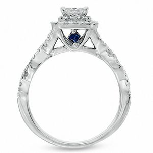 Vera Wang Love Collection 1 CT. T.W. Princess-Cut for Sale in Mountain View, CA