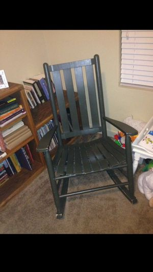 Wooden Rocking Chair for Sale in Salt Lake City, UT
