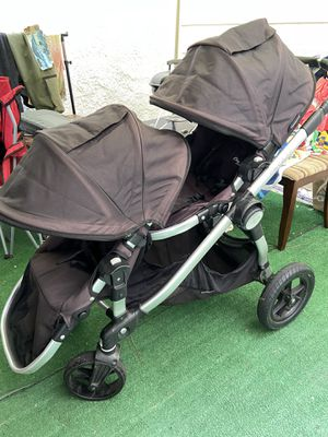 Baby Jogger City Select Double Stroller for Sale in Brea, CA