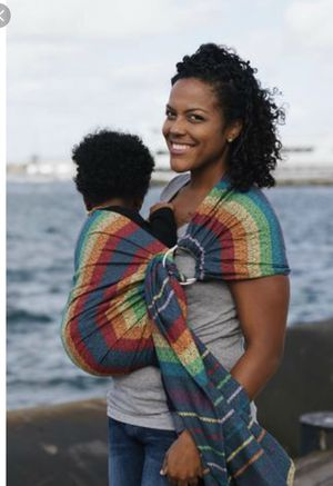 Large baby tulah wrap carrier for Sale in Lakewood, OH