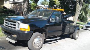 $$1999 FORD F450 7.3 5 SPEED RUNS PERFECT VERY STRONG HEAVY DUTY $8700OBO !!! $$$ for Sale in Dolton, IL