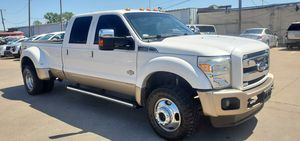 2012 FORD F450 .KING RANCH 130000 MILLAS for Sale in Grand Prairie, TX