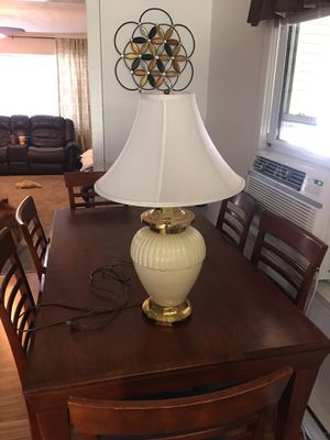Table Lamp for Sale in Portsmouth, VA