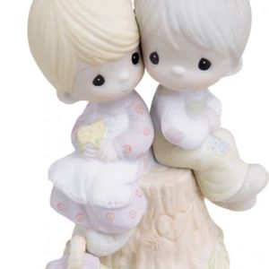 Love One Another, Bisque Porcelain Figurine for Sale in Bloomingdale, IL