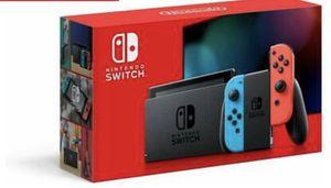 Nintendo switch for Sale in Gilbert, AZ
