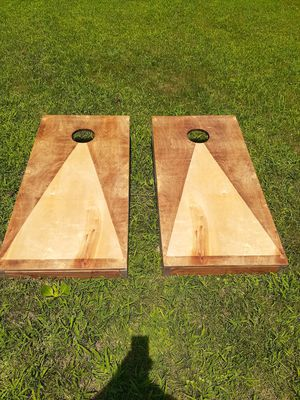 Cornhole boards for Sale in Geneva, OH