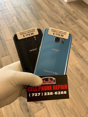 Samsung Galaxy s7 Edge for Sale in St. Petersburg, FL